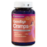 Goodbye Cramps Natural Help for Painful Menstruation