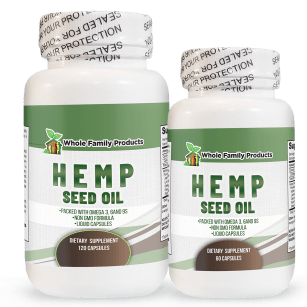 Hemp Seed Oil Supplements