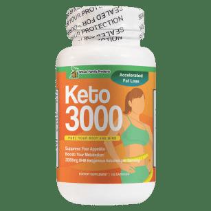 Keto 3000 Helps Increase Good Cholesterol