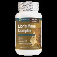Lion's Mane Powerful Mushroom Complex for Immune Boosting Health