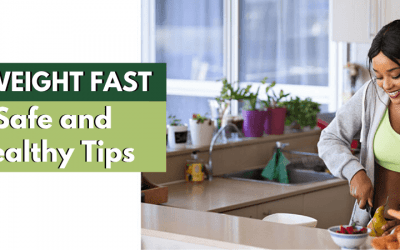 Lose Weight Fast With These 3 Safe and Healthy Tips