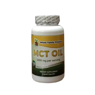 MCT Oil | Whple Family Products