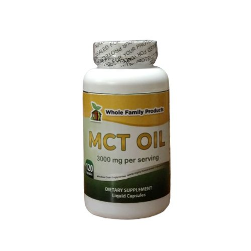 MCT Oil by Whole Family Products