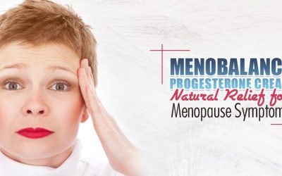 MenoBalance Progesterone Cream: Natural Relief For Menopause Symptoms