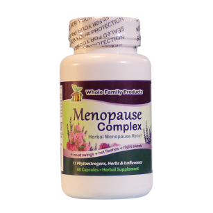 Menopause Complex | Whole Family Products