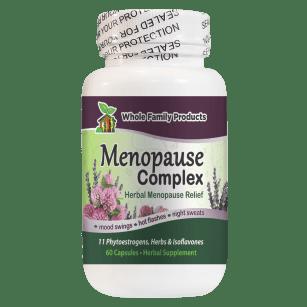Menopause Complex Best Natural Herbal Menopause Relief