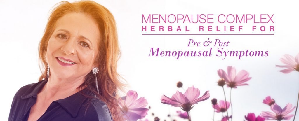 Menopause Complex Herbal Relief for Menopausal Symptoms | Whole Family Products