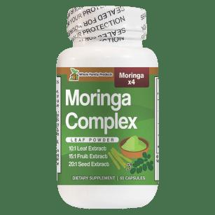 Moringa Complex Leaf Powder for Improved Health