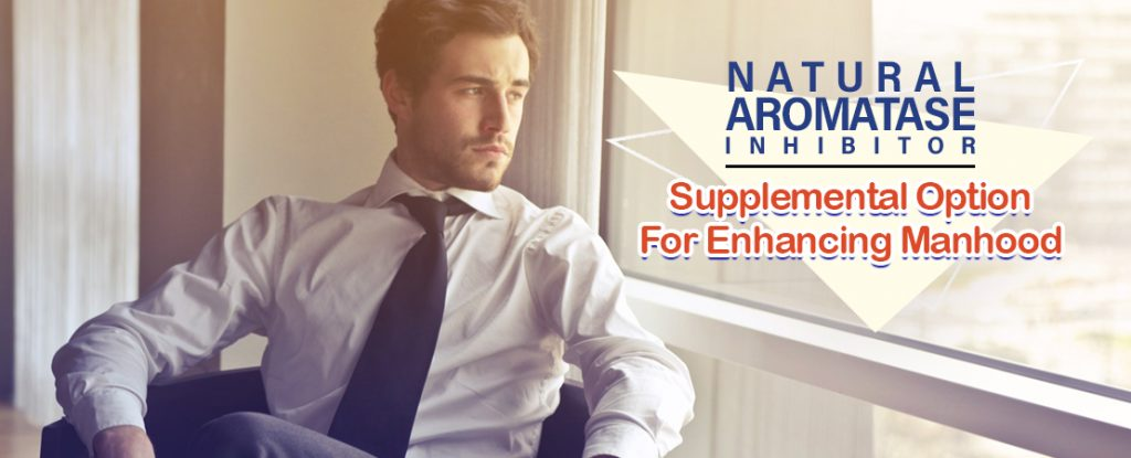 Natural Aromatase Inhibitor Supplemental Option For Enhancing Manhood | Whole Family Products
