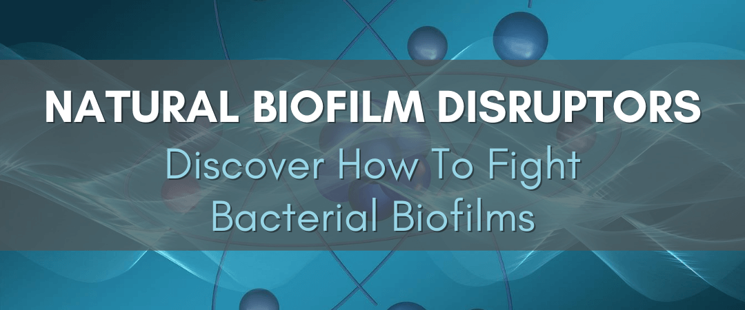 Natural Biofilm Disruptors: Discover How To Fight Bacterial Biofilms