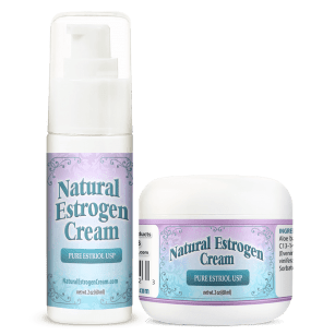 Natural Estrogen Cream Natural Help for Women with Menopause Symptoms