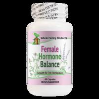 Natural Female Hormone Balance Supplement
