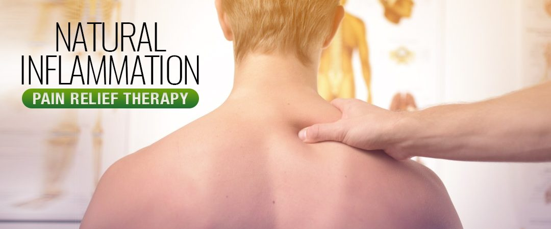 Natural Inflammation Pain Relief Therapy