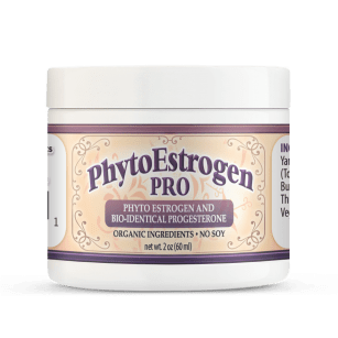 Natural Phyto Estrogen Cream Best Relief Cream for Menopausal Symptoms