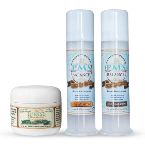 PMS Balance Progesterone Cream | Whole Family Products