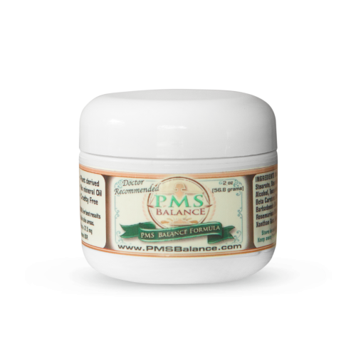 PMS Balance Cream 2oz Jar | Whole Family Products