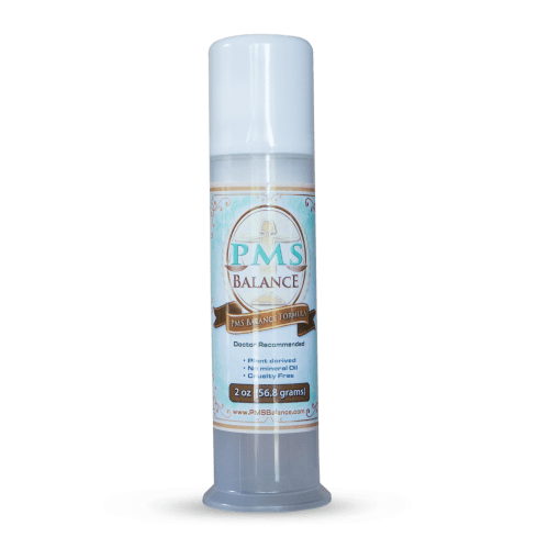 PMS Balance Cream 2oz Pump | Whole Family Products