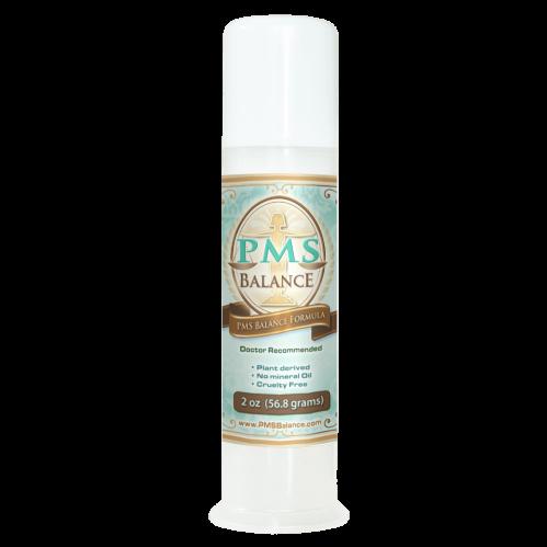 PMS Balance Cream 2oz Pump Natural Remedy for PMS Hormonal Imbalance