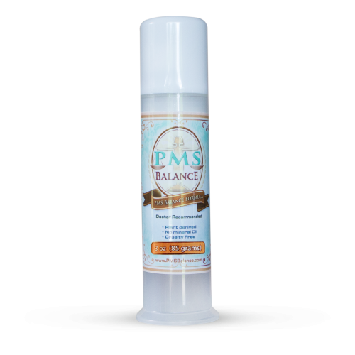 PMS Balance Cream 3oz Pump | Whole Family Products
