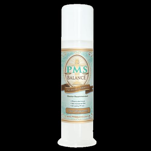 PMS Balance Cream 3oz Pump Help Reduce PMS Symptoms