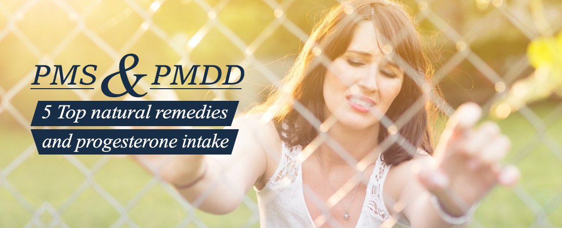 PMS and PMDD Top Natural Remedies | Whole Family Products