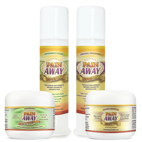 Pain Away Cream Best Natural Arthritis and Joint Pain Relief Creams