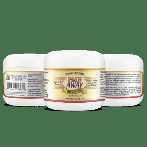 Pain Away Cream Helps Reduce The Severity of Arthritis