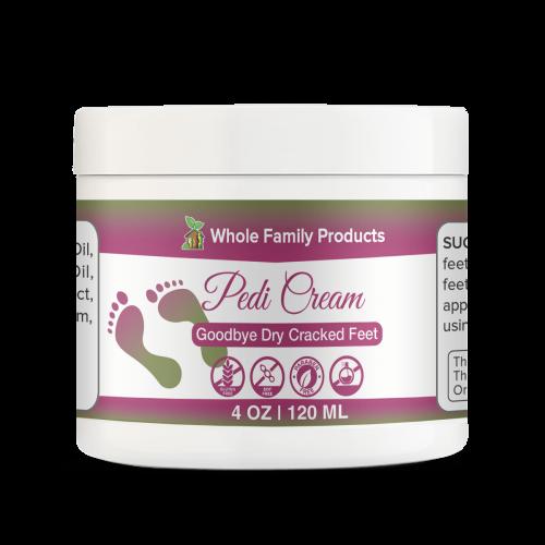Pedi Cream Best Diabetic Foot Care Cream for Diabetes