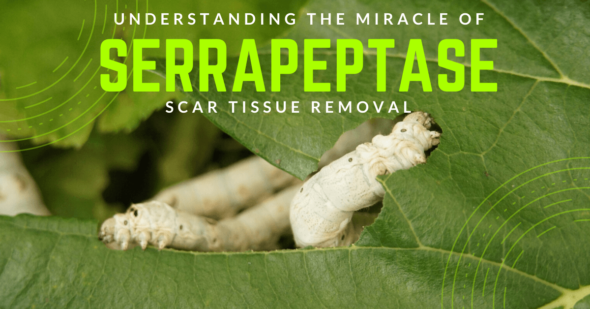 Understanding The Miracle of Seerapeptase Scar Tissue Removal