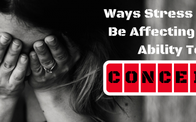 Ways Stress Could Be Affecting Your Ability to Conceive