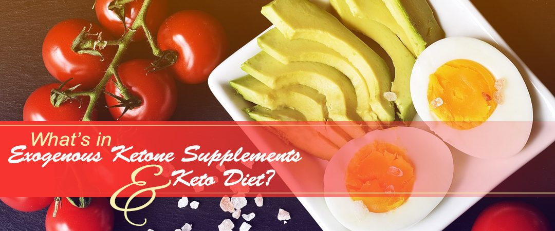 What's In Exogenous Ketone Supplements And Keto Diet?